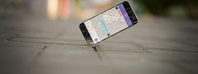 Zerbrochenes iPhone Display - Warum ist es sinnvoll, es sofort zu ersetzen?